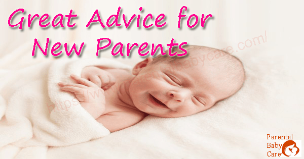 advice for new parents